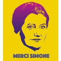 """Avec """"Merci Simone"""", les Parisiens rendent hommage à Simone Veil"""