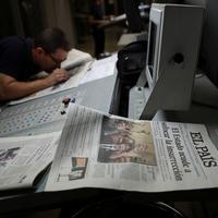 """Soledad Gallego-Diaz, première femme à diriger le quotidien espagnol """"El Pais"""""""