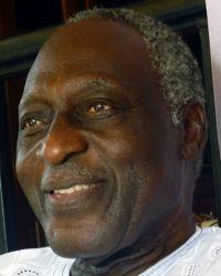 Le poète Kofi Awoonor.