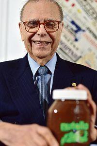 Francesco Paolo Fulci, président de Ferrero, qui pèse 1,7milliard de chiffre d'affaires.