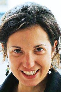 Hélène Gounot, directrice d'Extramuros, a reçu le prix «coup de chapeau» du jury.