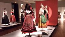Costumes espagnols à la Maison de Victor Hugo