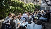 10 terrasses pour profiter du soleil à Paris