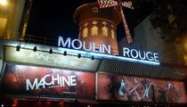 La Machine du Moulin Rouge temporairement fermée