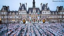«Le Dîner en blanc est un moment magique très parisien»