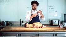 Cuisine française par chefs japonais à Paris