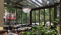 Restaurant Baltard au Louvre