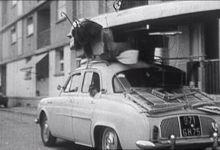 La voiture devient un personnage à part entière dès le début des années 1960.