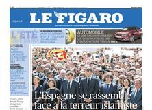 Le Figaro daté du 19 août 2017