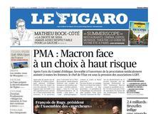 Le Figaro daté du 28 juin 2017
