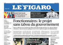 Le Figaro daté du 02 février 2018