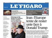 Le Figaro daté du 17 mai 2018