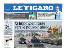 Le Figaro daté du 18 octobre 2017