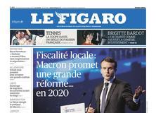 Le Figaro daté du 24 novembre 2017