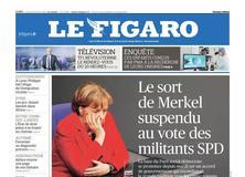Le Figaro daté du 20 février 2018