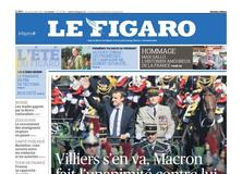 Le Figaro daté du 20 juillet 2017