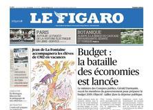 Le Figaro daté du 21 juin 2018