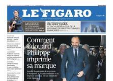 Le Figaro daté du 15 décembre 2017