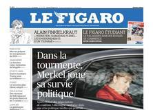 Le Figaro daté du 21 novembre 2017