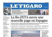 Le Figaro daté du 04 mai 2018