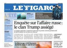 Le Figaro daté du 26 juillet 2017