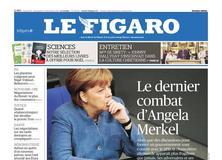 Le Figaro daté du 16 décembre 2017