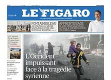 Le Figaro daté du 22 février 2018