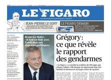 Le Figaro daté du 24 juin 2017