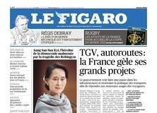 Le Figaro daté du 19 septembre 2017