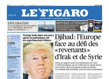 Le Figaro daté du 17 août 2017
