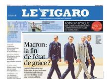 Le Figaro daté du 21 juillet 2017