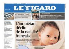 Le Figaro daté du 17 janvier 2018