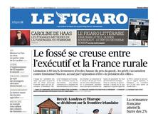 Le Figaro daté du 01 mars 2018
