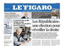 Le Figaro daté du 12 octobre 2017