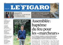 Le Figaro daté du 27 juin 2017