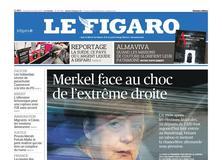 Le Figaro daté du 24 octobre 2017