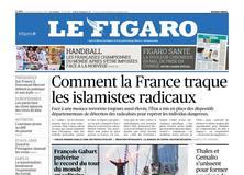 Le Figaro daté du 18 décembre 2017