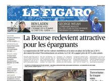 Le Figaro daté du 29 décembre 2017