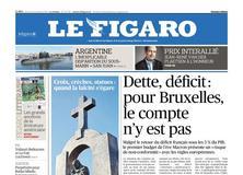 Le Figaro daté du 23 novembre 2017