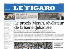 Le Figaro daté du 27 octobre 2017