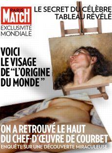 Dans le magazine, un passionné d'art dit avoir acquis l'autre partie de L'Origine du Monde. (Philippe Petit)