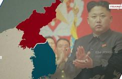 Comprendre le conflit entre les deux Corées par les cartes