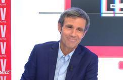 David Pujadas : «Je n'ai aucune intention de succéder à Gilles Bouleau au JT de TF1»