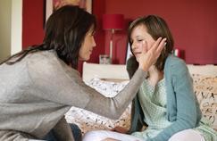 Le désarroi des parents quand leur ado souffre d'un immense chagrin d'amour