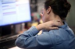 Le cou, première victime de la vie de bureau