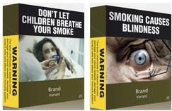 L'Australie impose le paquet de cigarettes sans marque