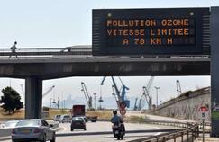Excès de particules fines: 12 millions de Français concernés