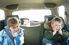 La cigarette au volant accusée au nom des enfants