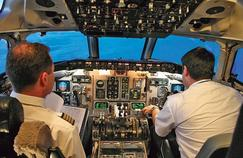 Pilotes d'avion et conducteurs de train manquent de sommeil
