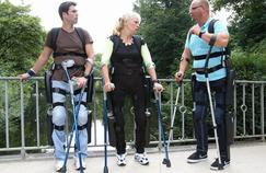 Handicap : les exosquelettes font leur entrée dans le quotidien